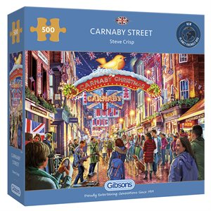 Puzzle: 500 Carnaby Street