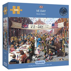 Puzzle: 500 VE Day