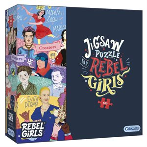 Puzzle: 500 Rebel Girls ^ APR 2021