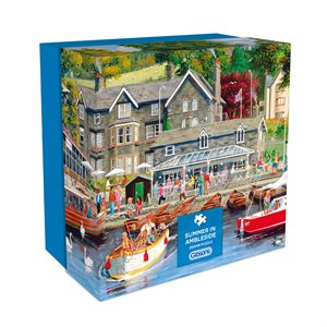 Puzzle: 500 Summer in Ambleside
