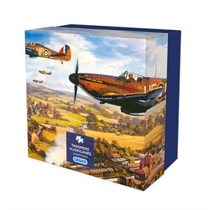 Puzzle: 500 Tangmere Hurricanes
