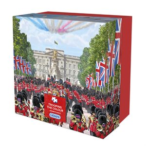 Puzzle: 500 Trooping The Colour