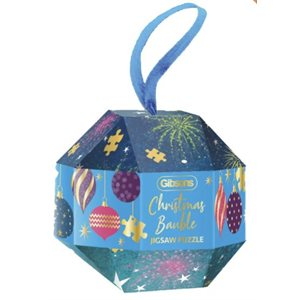 Puzzle: Chistmas Bauble (200pc) ^ OCT 2020