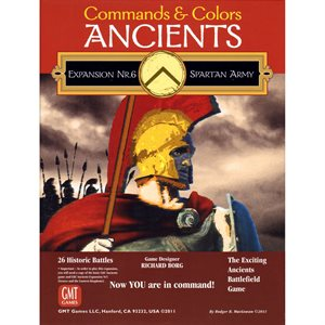C&C Ancients Expansion # 6: The Spartan Army