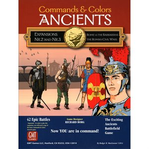 C&C Ancients Expansion #2 / 3: Rome v Barbarians / Roman Civil War