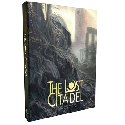 The Lost Citadel Roleplaying: A Setting Sourcebook for 5E (BOOK)