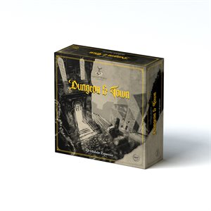 Dungeon & Town: Core Box