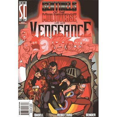 Sentinels of the Multiverse: Vengeance (No Amazon Sales)