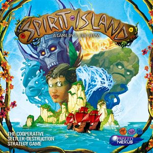 Spirit Island (No Amazon Sales)