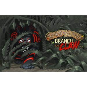 Spirit Island: Branch and Claw (No Amazon Sales)