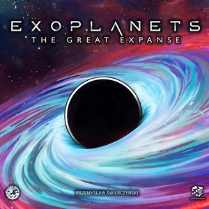 Exoplanets: The Great Expanse (No Amazon Sales)