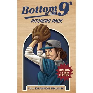 Bottom of the 9th: Pitchers Pack (No Amazon Sales)