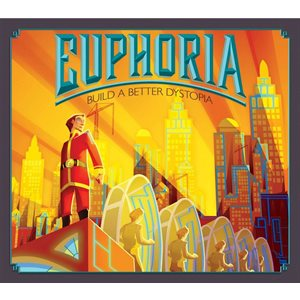 Euphoria Build A Better Dystopia (No Amazon Sales)