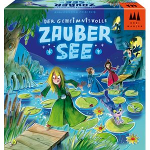 The Mysterious Magical Lake (GERMAN)