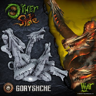 Other Side: Cult of the Burning Man - Gorysche