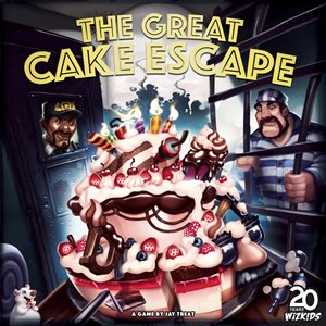 The Great Cake Escape ^ JUL 2020