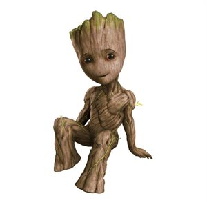 Groot Interactive Wall Decal
