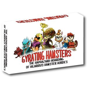 Gyrating Hamsters - Original Edition (No Amazon Sales)