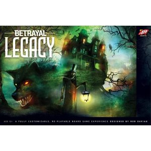 Betrayal At House On The Hill Legacy