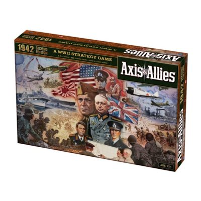 Axis & Allies 1942 2nd Edition