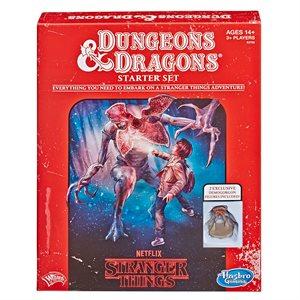 Dungeons & Dragons: Stranger Things Starter Set (BOOK) ^ July 1 2019