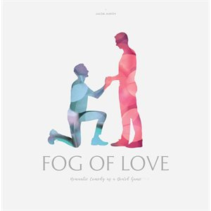 Fog of Love Alternative Cover Men (No Amazon Sales)