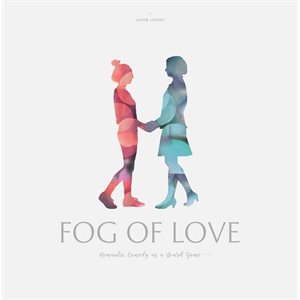 Fog of Love Alternative Cover Women (No Amazon Sales)