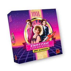 Vinyl: Totally Awesome 80's ^ Q1 2022