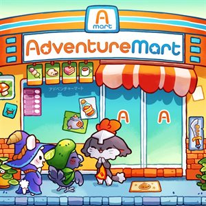 Adventure Mart (No Amazon Sales)