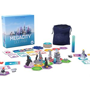 Megacity: Oceania (No Amazon Sales)