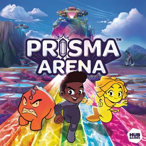 Prisma Arena (No Amazon Sales)