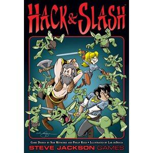 Hack & Slash(No Amazon Sales)
