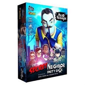 Hello Neighbor Secret Neighbor Party Game (No Amazon Sales)