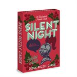 Silent Night: Holiday Puzzle Cards