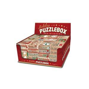 Holiday Puzzlebox Display (60 pc)