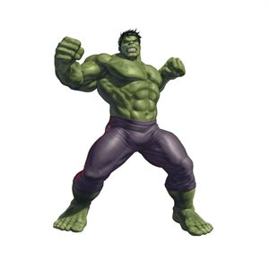 Hulk Interactive Wall Decal