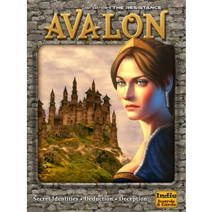 Resistance Avalon (No Amazon Sales)