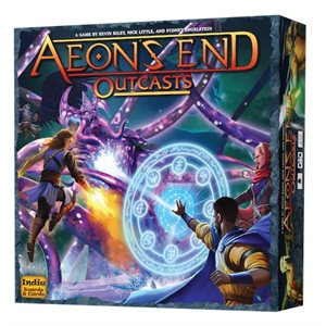 Aeons End: Outcasts (No Amazon Sales)