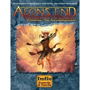 Aeons End: Return to Gravehold (No Amazon Sales)