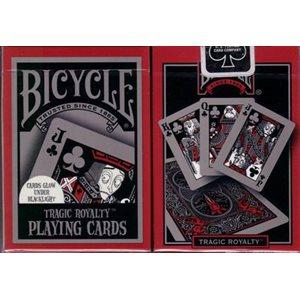 Bicycle Deck Tragic Royalty