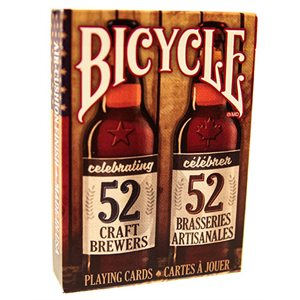 Bicycle Deck Craft Beer Spirit of North America
