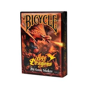 Bicycle Deck Age of Dragons - Anne Stokes