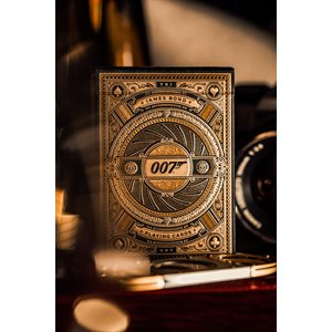 Theory 11 Playing Cards: James Bond 007