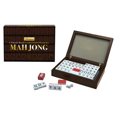 Premier Mahjong (Chinese Version)
