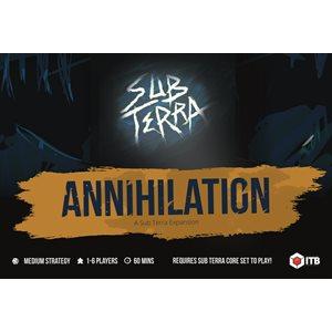 Sub Terra: Annihilation Expansion