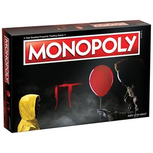 Monopoly: IT (No Amazon Sales)