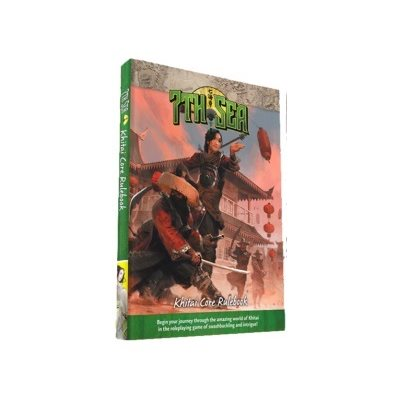 7th Sea: Khitai Core Rulebook (BOOK)