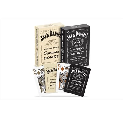 Bicycle: Jack Daniels Black / Honey Mix