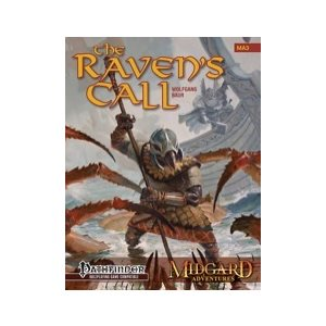 Kobold Press: The Raven's Call (Pathfinder Compatible)