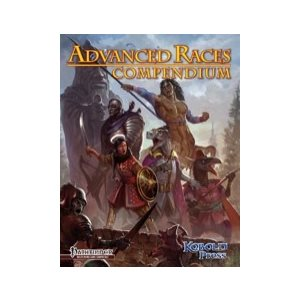 Kobold Press: Advanced Races Compendium (Pathfinder Compatible)